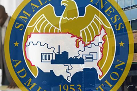 Screenshot/Small Business Administration website The Small Business Administration is adjusting ...