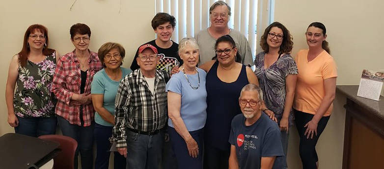Pahrump Arts Council The exhibiting artists are being honored at the Pahrump Community Library. ...