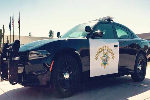 CHP via Twitter/file The crash in Inyo County is under investigation by the California Highway ...