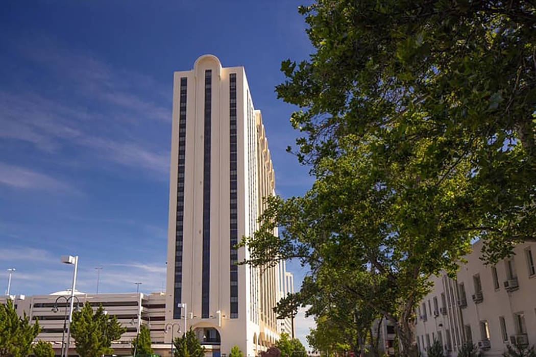 Courtesy of the University of Nevada, Reno In a proposed agreement with Eldorado Resorts, Unive ...