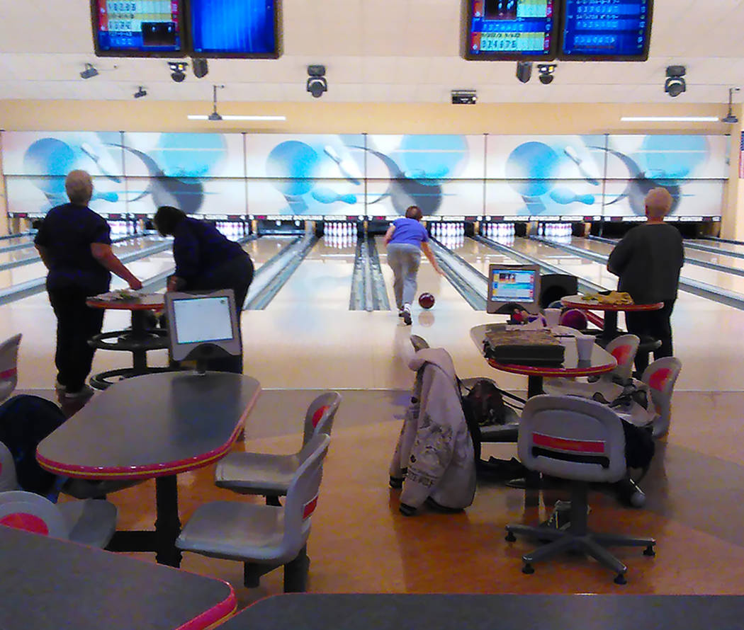 Pahrump Valley Times file photo A Tuesday night men's bowling league starting soon needs bowler ...