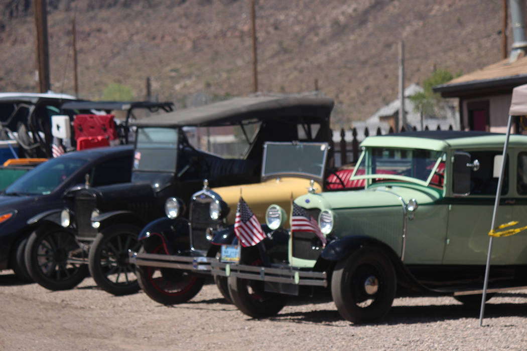 Jeffrey Meehan/Times-Bonanza and Goldfield News The 19th annual Goldfield Days event included ...
