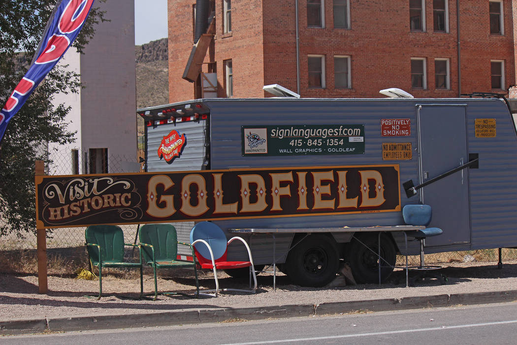 Jeffrey Meehan/Times-Bonanza and Goldfield News The 19th annual Goldfield Days occurred Aug. 2 ...