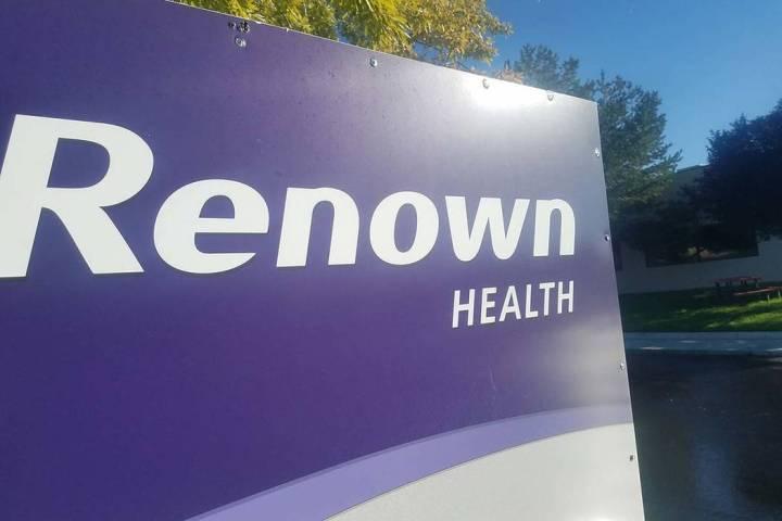 David Jacobs/Times-Bonanza Reno-based nonprofit health care network Renown Health opened a tele ...