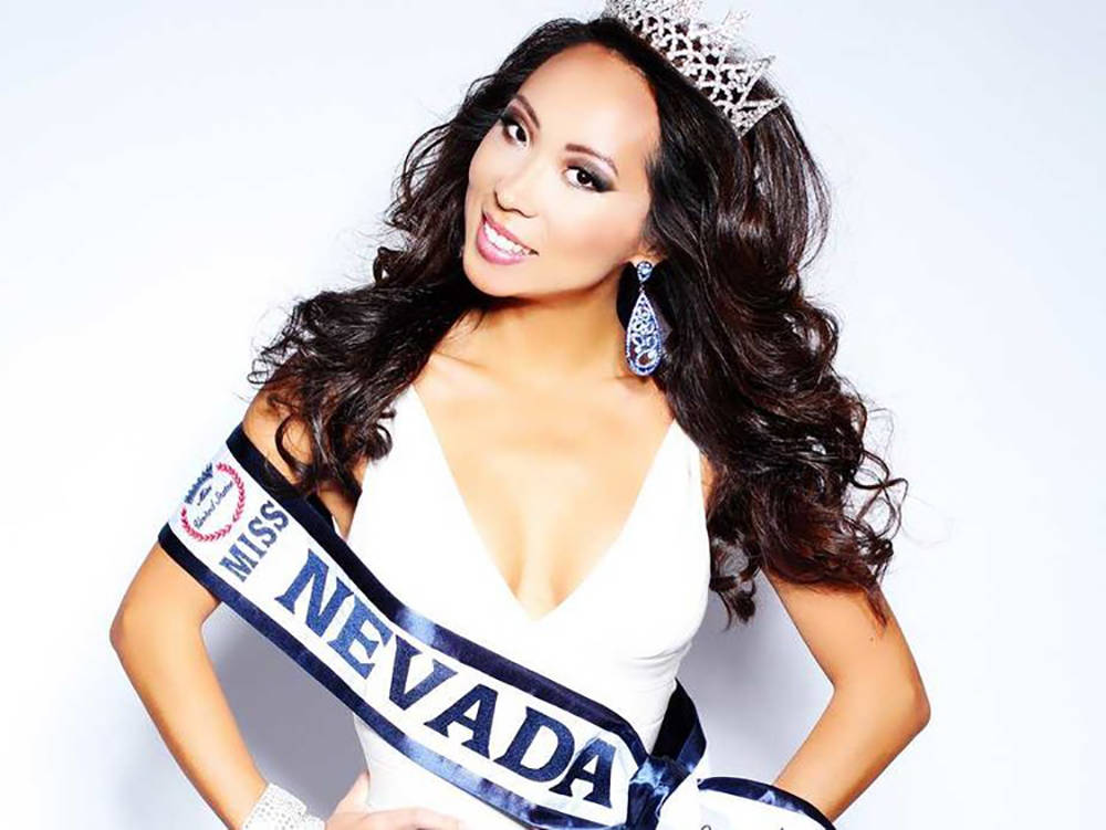 Special to the Pahrump Valley Times Former Miss Nevada United States Lisa Song Sutton is seekin ...