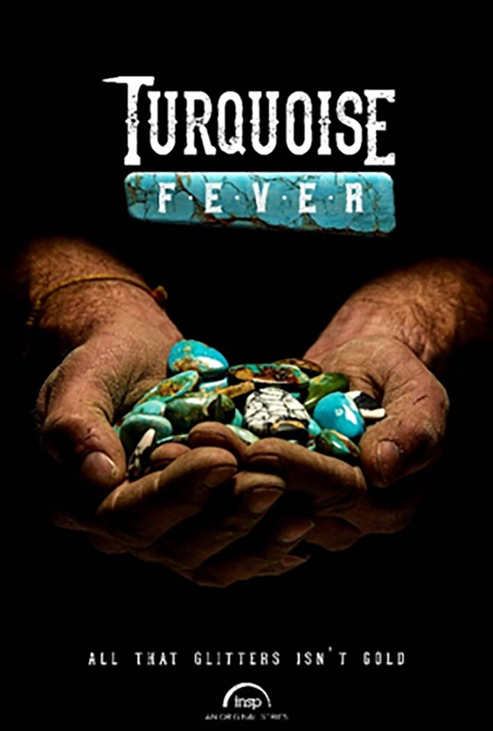Photo courtesy of INSP To watch a promo video for Turquoise Fever go to bit.ly/2FG2Eqn on the web.