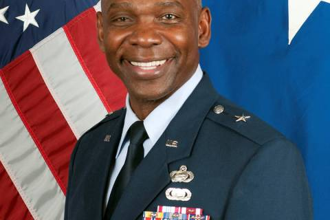 Nevada National Guard Brig. Gen. Ondra L. Berry will become Nevada's 30th adjutant general du ...