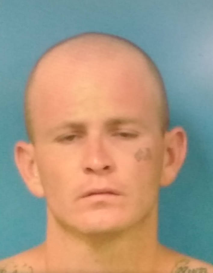Photo courtesy of Nye County Detention Center Pahrump resident Nyklas Trone, 28, was charged wi ...