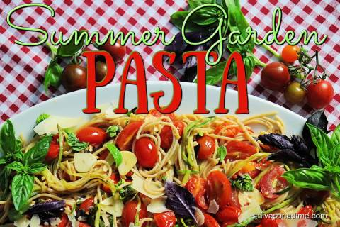 Patti Diamond / Special to the Pahrump Valley Times This pasta dish is so fresh and light it re ...