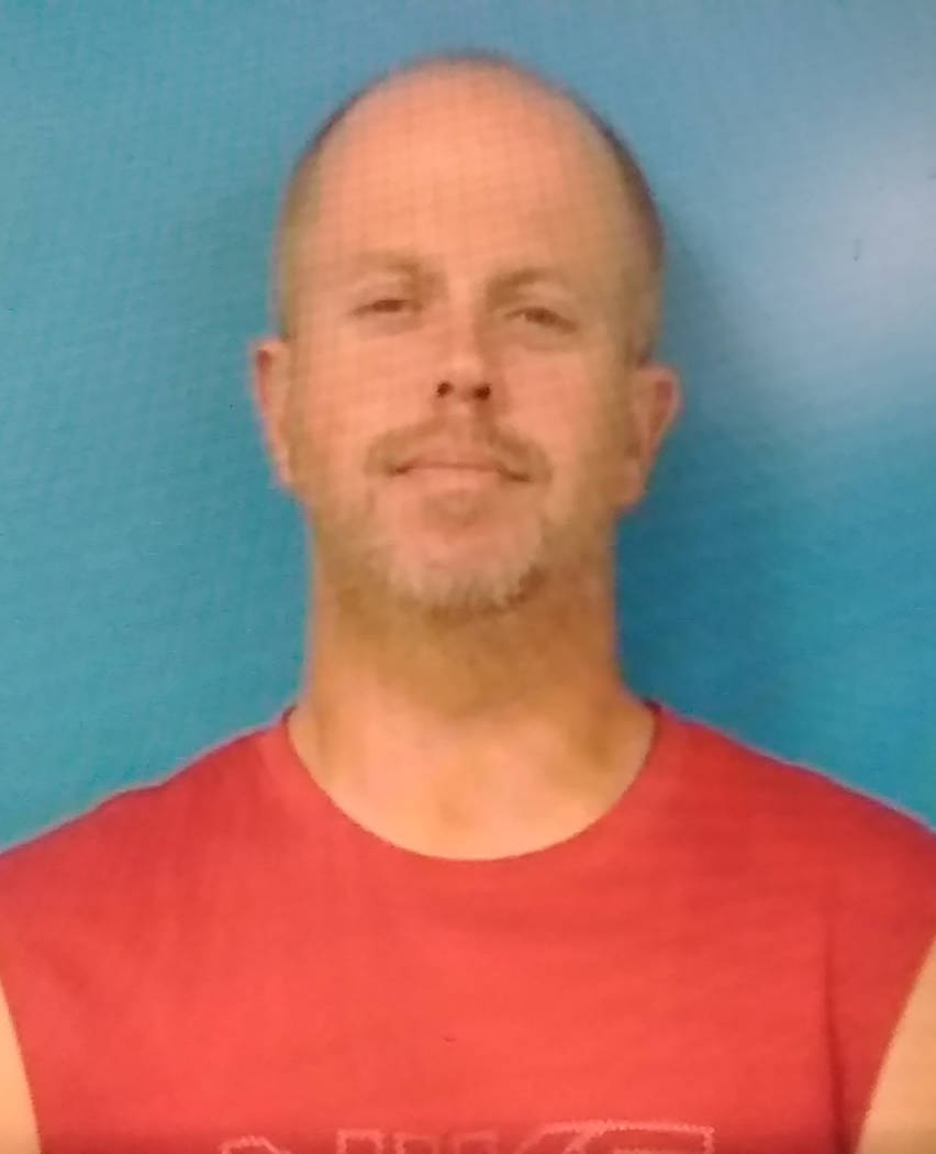 Nye County Detention Center After nearly two and a half hours, Michael Garry, 43 surrendered to ...