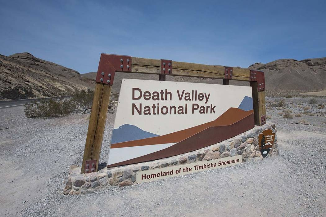 Richard Brian/Las Vegas Review-Journal As the largest national park south of Alaska's Denali ...