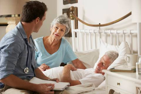 Thinkstock Home health care includes medical care provided within the home. It allows medical p ...