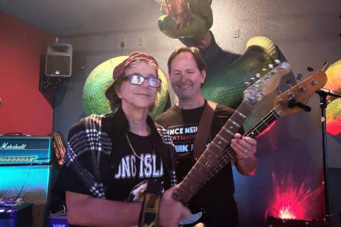 Photo courtesy of Sondra Hancock Duncan Faure, left and Tom Rice have signed on to perform a re ...