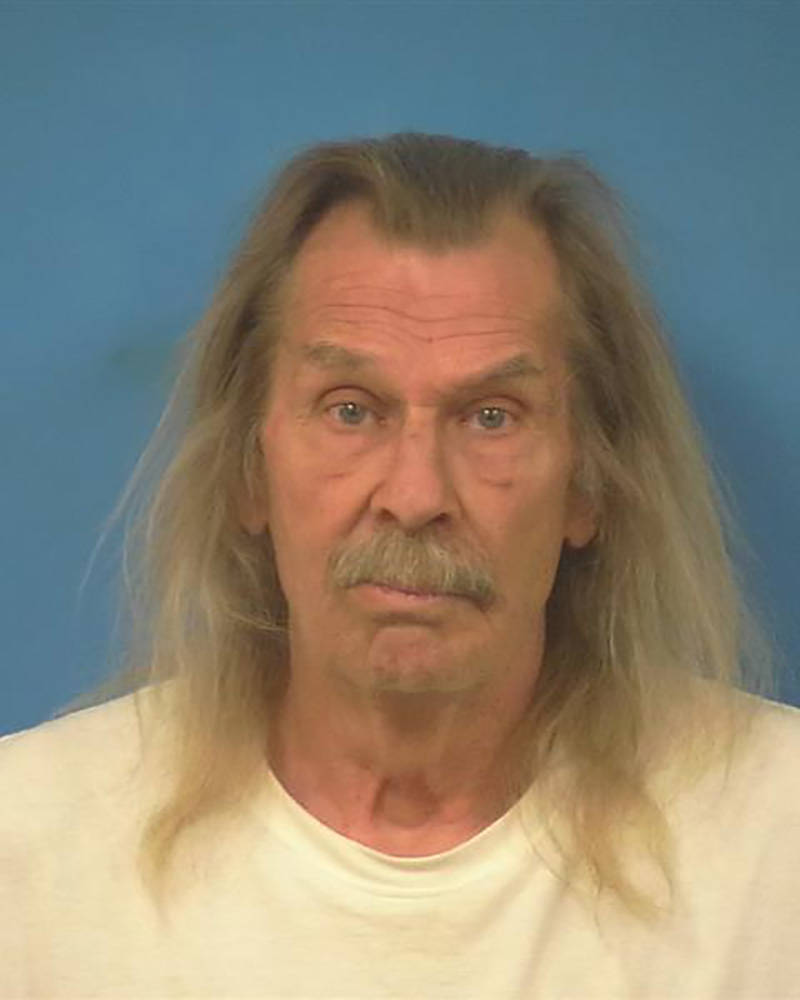 Nye County Sheriff's Office Kenny Bent is shown in this photo released by the Nye County Sherif ...
