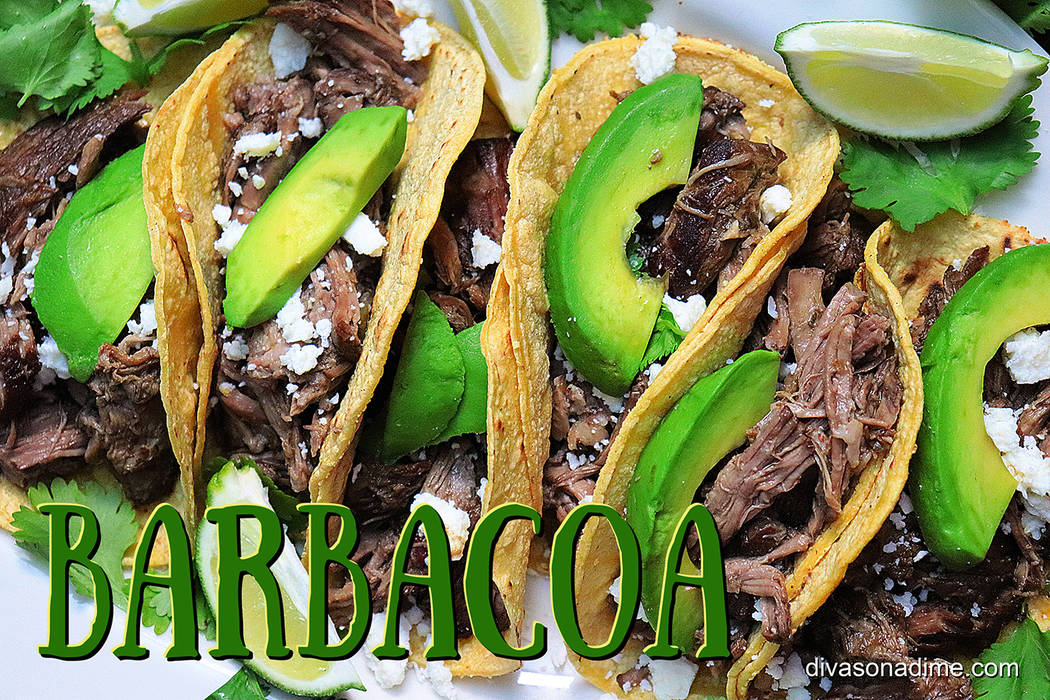 Patti Diamond/Special to the Pahrump Valley Times Barbacoa is a cooking technique originated by ...