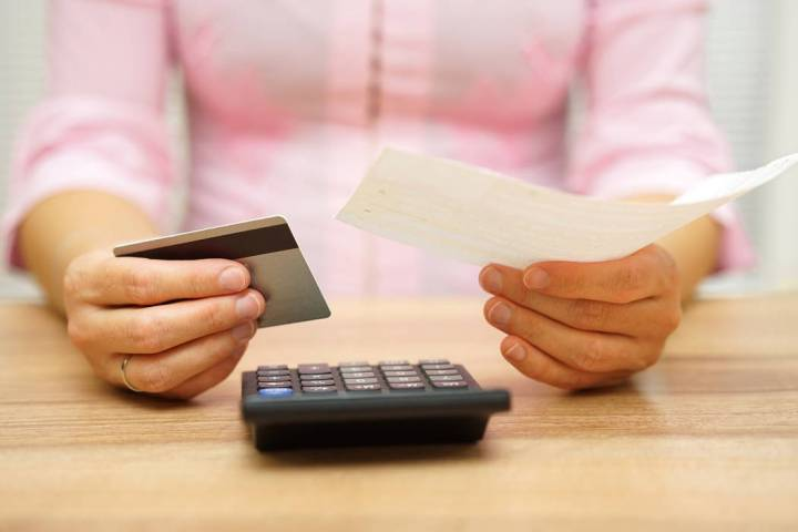 Thinkstock Nye County ranked No. 5 in the state of Nevada for lowest credit card debt, accordi ...