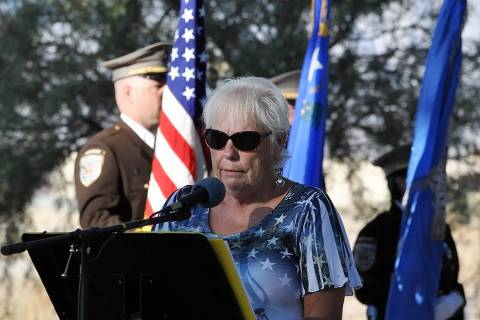 Horace Langford Jr./Pahrump Valley Times Today includes 9/11 remembrance ceremonies in Pahrump ...