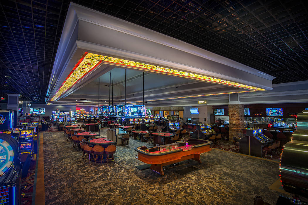 Special to the Pahrump Valley Times Nye gaming establishments saw an increase in gaming win in ...