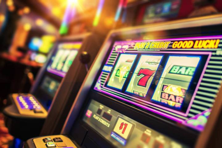 Getty Images Nye County gaming establishments experienced a gain of more than 4.72% in July whe ...