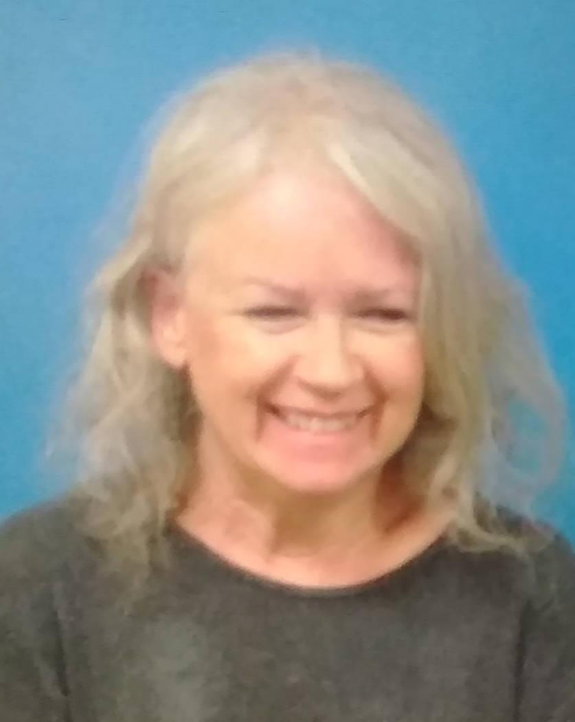 Photo courtesy of the Nye County Detention Center Sandra Stone, 70
