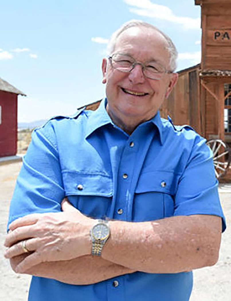Valley Electric Association Inc. Dave Dawson, District 6 director for Valley Electric Associat ...
