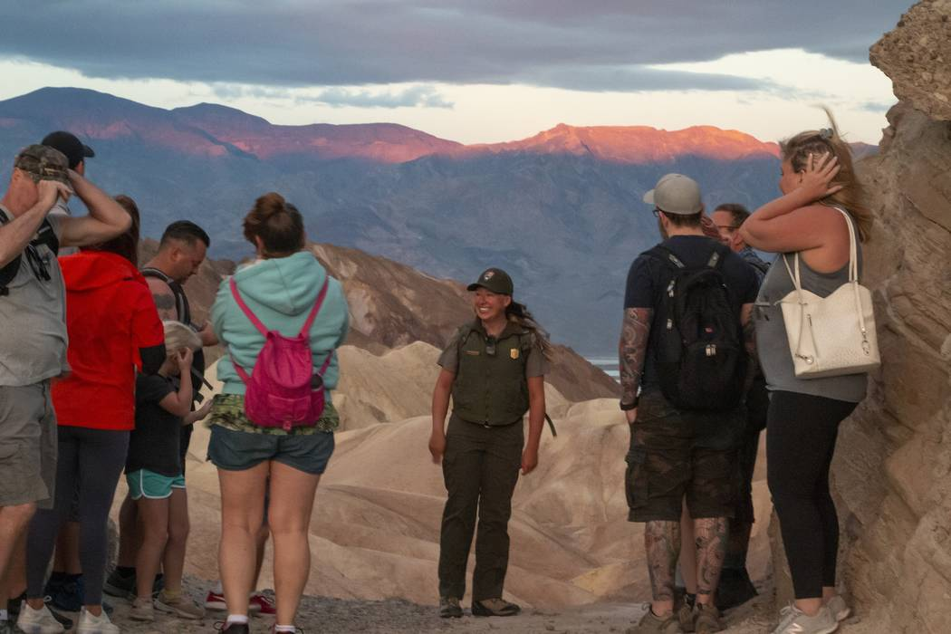 Death Valley National Park Death Valley was first protected as a national monument in 1933. On ...