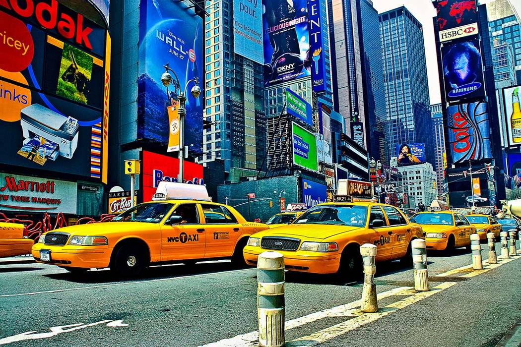 Getty Images New York City's new rule is unconstitutional, columnist Victor Joecks writes. Peop ...