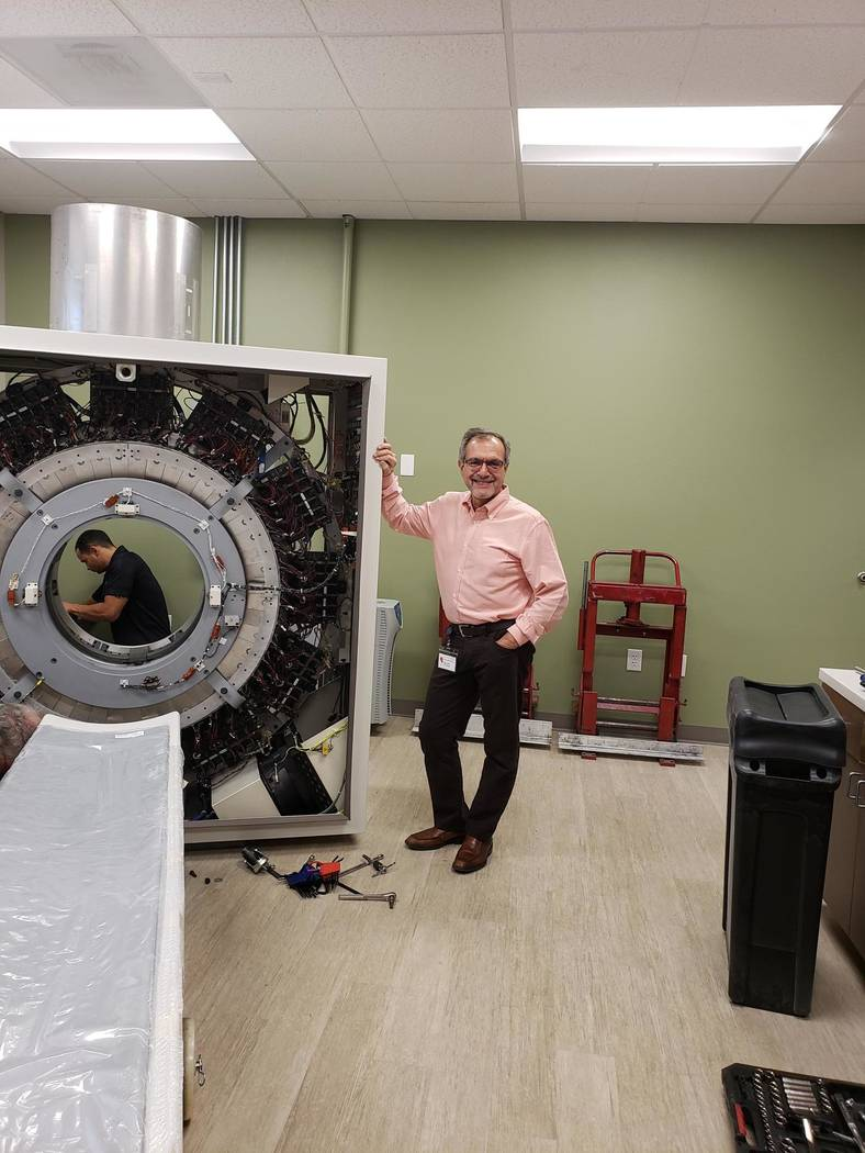 Pahrump Cardiology Pahrump Cardiology installed its new patients position emission tomography ...