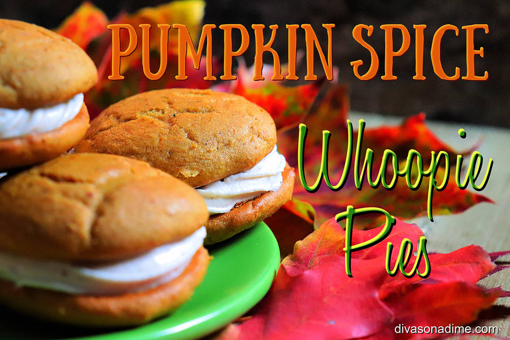 Patti Diamond/Special to the Pahrump Valley Times Remember whoopie pies? If a cake, a cookie, f ...