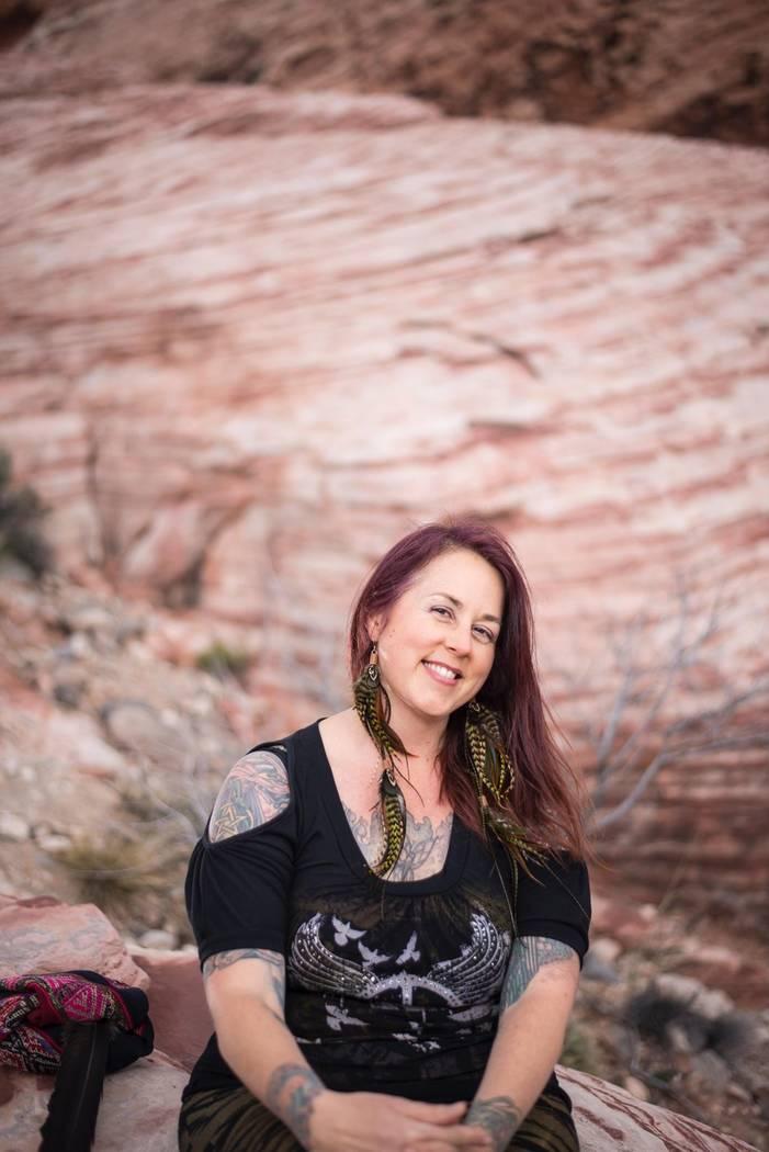Jen Shakti/Special to the Pahrump Valley Times Artist Jen Shakti's new show opens November 3 at ...