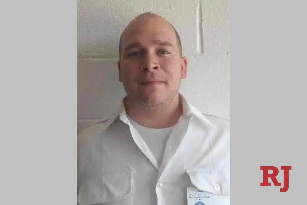 Nathanial Poulopoulos (Nevada Department of Corrections)