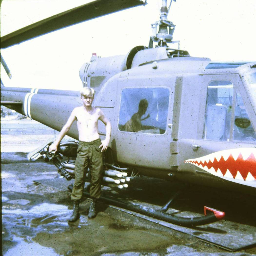 Special to the Pahrump Valley Times Bill Loken served in the Vietnam War. At the age of 18, he ...