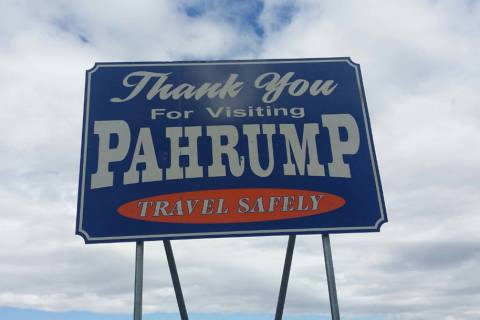 David Jacobs/Pahrump Valley Times Following the summit, Pahrump Tourism hosted a post familiari ...