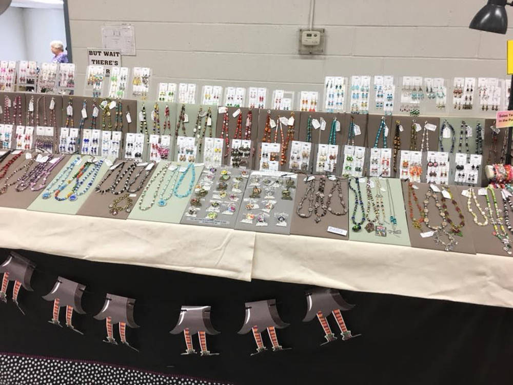 Special to the Pahrump Valley Times Individual artists and craft vendors no longer have to obta ...