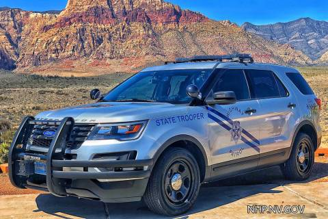 Nevada Highway Patrol Nevada Highway Patrol Trooper Travis Smaka said details were preliminary.