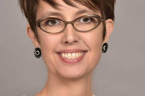 Special to the Pahrump Valley Times Heidi Swank was an anthropology professor at UNLV for eight ...