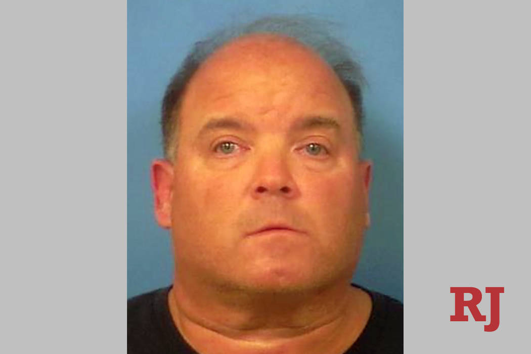 William Spangler (Nye County Sheriff's Office)