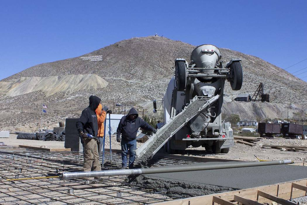 Photo courtesy THMP Foundation and Russ Gartz The Silver Top project was partially funded by th ...