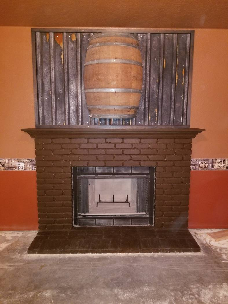 Tim Burke/Special tot he Pahrump Valley Times A new wine tasting room is planned in the Pahrump ...