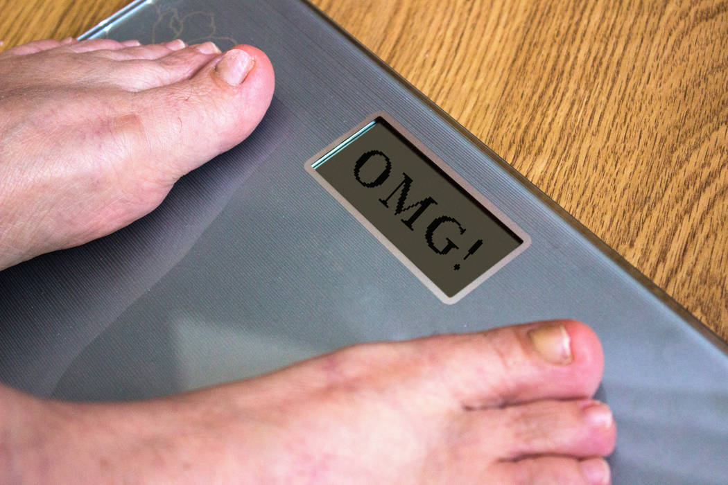 Thinkstock Losing weight and exercising rank No. 1 and 2 in the top 10 list of the most common ...