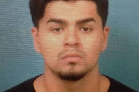 Nye County Detention Center Raymond Lomeli, 21, of Henderson is facing a charge of allegedly ob ...