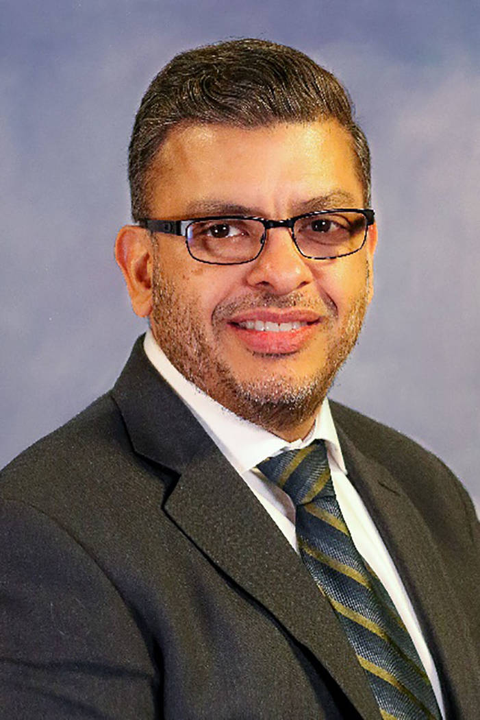 Nevada National Security Site Jose Sinibaldi will cultivate the strategic plan for the site-dir ...