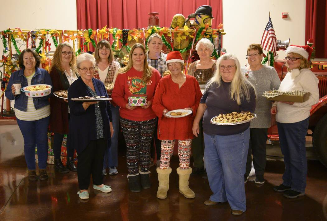 Richard Stephens/Special to the Pahrump Valley Times The first event of the season, the Beatty ...