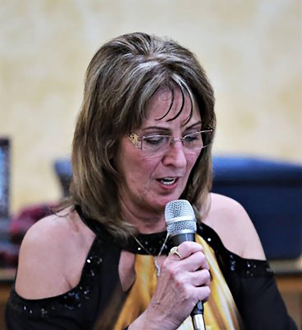Randy Gulley/Special to the Pahrump Valley Times Debbie Varner was elected secretary-treasurer ...