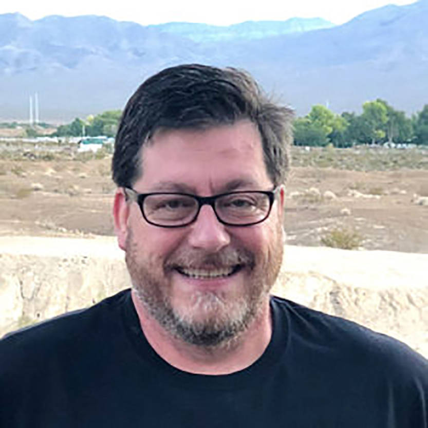 Special to the Pahrump Valley Times Yale Yeandel is a Midwestern transplant, having moved to La ...