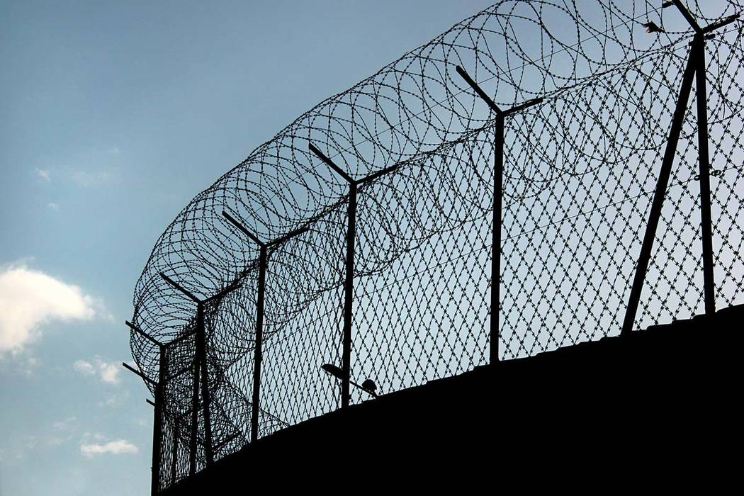 Getty Images Charles Daniels has spent over 30 years working in the correctional system in vari ...