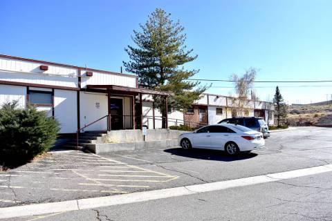 Daria Sokolova/Pahrump Valley Times Renown-operated facility in Tonopah. Since Nye Regional Med ...