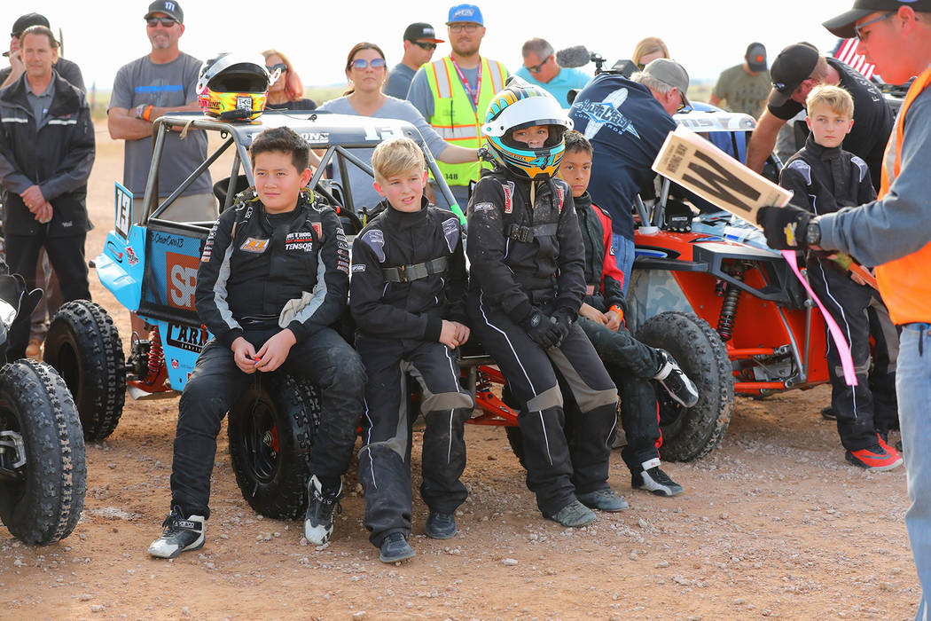 Special to the Pahrump Valley Times Best in the Desert is launching the Youth UTV Championship ...