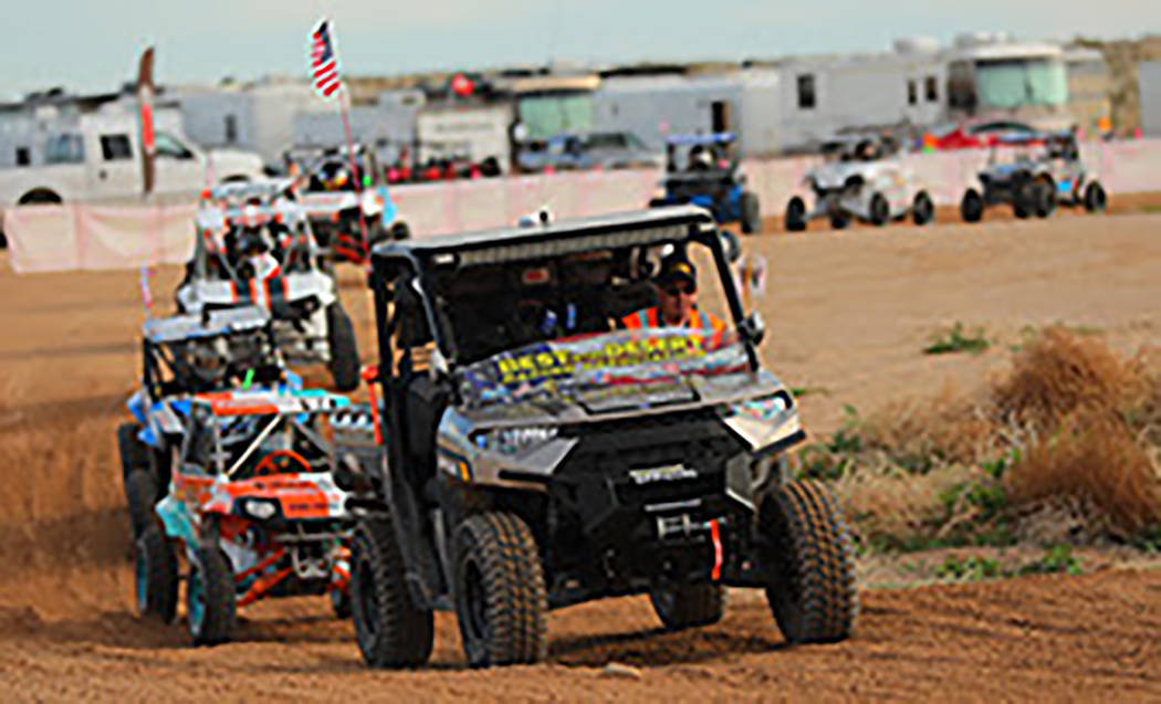 Special to the Pahrump Valley Times The new Youth UTV Championship Series will include three ra ...