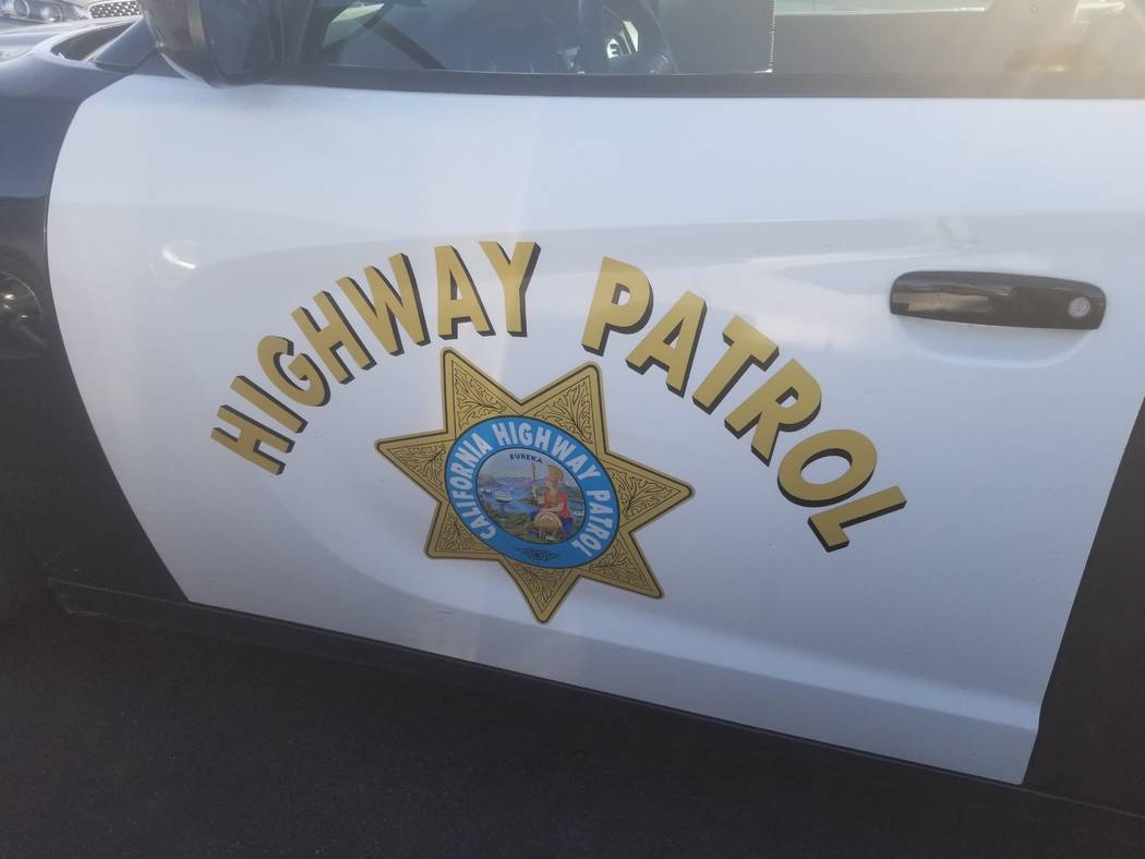 David Jacobs/Pahrump Valley Times A head-on collision in the Death Valley area occurred before ...